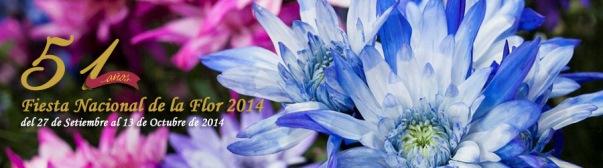 51º edición de la Fiesta Nacional de la Flor